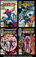 Hawkeye (1st Series) 1 2 3 4 Marvel 1983 Complete Set Run Lot 1-4 VF/NM