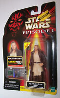 Star Wars Episode I The Phantom Menace Gui-Gon Jinn Jedi Duel Action Figure