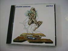 GOLDEN EARRING - SWITCH - CD LIKE NEW CONDITION 2001