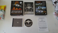 Jet Fighter jetfighter 3 III PC Big Box carton Eurobox FR