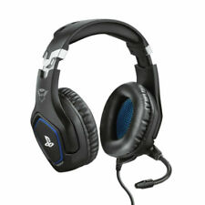 Trust GXT 488 Forze Cuffie Gaming Sovrauricolari per PlayStation - Nere (23530)