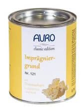 Imprägniergrund Nr. 121 von Auro 0,75l - Holzschutzmittel Holzpflege Holz Schutz