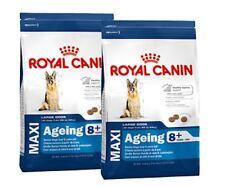 2 SACCHI MAXI AGEING 8+ ROYAL CANIN PER CANE ANZIANO OLTRE 8 ANNI -TOT 30 KG
