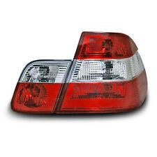 "Klarglas Rückleuchten BMW E46 Limousine Rot/klar Bj.-09/01""Facelift-Look! NEU!"