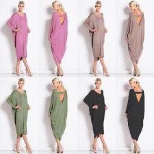 Viscose Boho Women's All Seasons Dresses