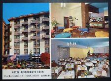 GENOVA - PUBBLICITARIA HOTEL EDEN - LAVAGNA