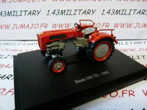 TR87 Tracteur 1/43 universal Hobbies BAUTZ 300 TD 1960