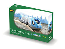 BRIO 33506 Travel Battery Train - Railway Trains Age 3-5 years / 3 pcs New!