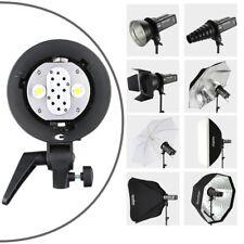 Godox AD-B2 Dual Power Head Flash Studio Camera Flash Speelite Holder For AD200