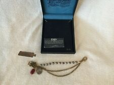 NIB * LUCKY BRAND Multi Strand Unity Bracelet * Red Jade Semi Precious Accent
