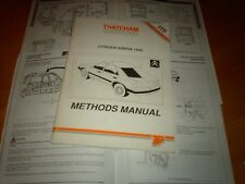Body Repair Manual Citroen Xantia