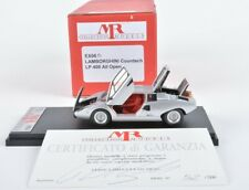 1/43 MR Lamborghini Countach LP 400 - 1975 All Open / n BBR AMR Le Phoenix