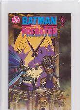 BATMAN VS. PREDATOR 2 (PORT REDUIT/COMMANDE GROUPEE) DARK HORSE DC PAPERBACK