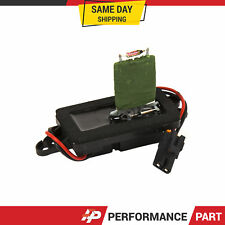 HVAC Blower Motor Resistor for 03-07 GMC Sierra Chevrolet Avalanche Silverado