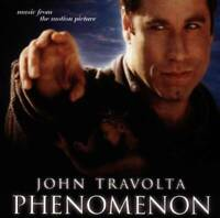 Phenomenon: Music From The Motion Picture - Audio CD - VERY GOOD