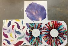 New Order Substance 1987 2 x LP SPLATTER VINYL LP CEREMONY DJ JAPAN PROMO