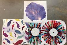 New Order Substance 1987 2 x LP SPLATTER VINYL LP CEREMONY DJ JAPAN PROMO