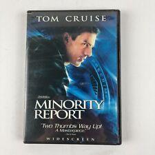 Minority Report Dvd Widescreen Tom Cruise Pg-13