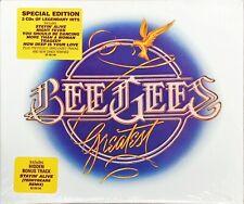 BEE GEES Greatest 2 CD Set Digipak+Booklet RHINO RECORDS 2007 Very Rare SEALED!