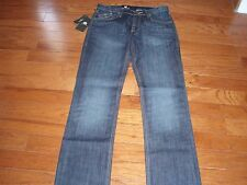 MENS ROCK & REPUBLIC STRAIGHT LEG HENLEE SWIG JEANS SIZE 34X32 NEW WITH TAGS