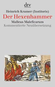 Heinrich Kramer / Der Hexenhammer /  9783423307802