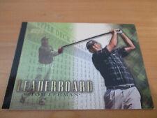 TOM LEHMAN  (golfer) 2001 UPPER DECK LEADERBOARD card #96 MINT condition