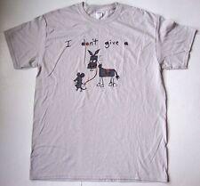 MEN'S FUNNY T shirt size large L
