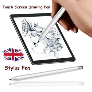 Precision Capacitive Touch Screen Drawing Pen for iPhone Android iPad Tablet PC