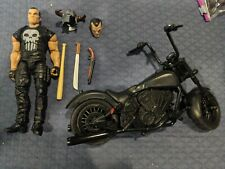 Marvel Legends Riders Punisher pre-owned