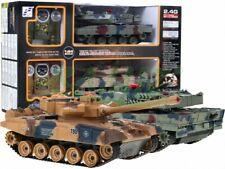 RC Ferngesteuertes Kampf Der Panzer Mit Rauch 2.4G