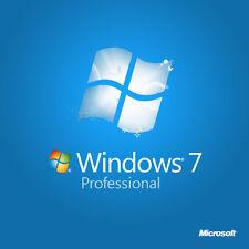 Clé Originale Windows 7 Pro version Activation online Multilanguage  WIN 7 Promo