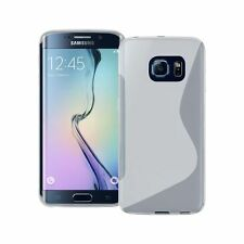 Samsung Glossy Silicone/Gel/Rubber Mobile Phone Cases & Covers