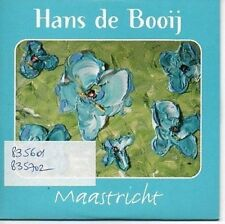(AR91) Hans de Booij, Maastricht - 2002 DJ CD