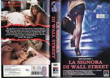 LA SIGNORA DI WALL STREET (1990) VHS
