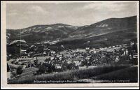 BRÜCKENBERG KRUMMHÜBEL Wolfshau Eulengrun Schlesien ~1940 Riesengebirge Polen AK