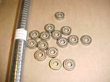 R4LL Sealed Bearing, PEER,  (R4-RS, R4RS, R42RS, R4-2RS)  Free Ship