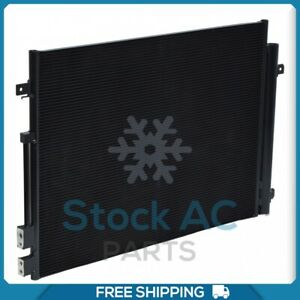 A/C Condenser for Chrysler Pacifica, Voyager QU