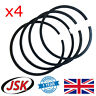 Piston Ring Set 16pc STD for 92mm David Brown 30D 880 900 950 990 Implematic