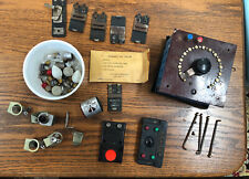 Lot of Vintage  Lionel Train  Parts and Some Accessories-Transformer Brand?