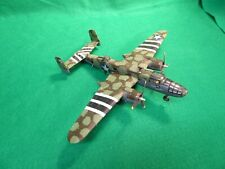 1/72 Vintage Built North American B-25 Mitchell Model Plane