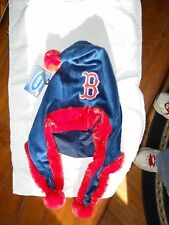 Boston Red Sox Blue and Red Elf  Christmas Hat