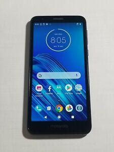 Moto E6 - XT2005-3 - Blue - 16GB - T-Mobile Unlocked #NV163