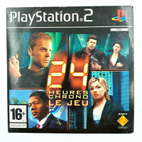 24 H Chrono Demo Only - Playstation 2 / PS2 - PAL FR