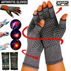 Copper Compression Gloves Carpal Tunnel Arthritis Pain Relief Therapeutic Brace