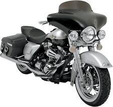 Memphis Shades Black 5 Inch Windshield MEP8501 For Batwing Fairings