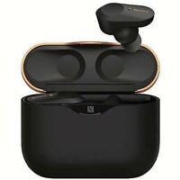 Sony WF-1000XM3 True Wireless Bluetooth Noise Canceling In-Ear Black Headphones