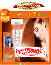 2PCS JAPANESE HAIR STRAIGHTENING RELAXER CREAM BRAZILIAN KERATIN TREATMENT