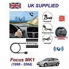 Per Ford FOCUS Bluetooth Mani Libere Telefono Aux Input MP3 USB CARICABATTERIE modulo 12pin