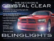 LED Fog Lamps Driving Lights Kit for 2006 2007 2008 2009 2010 Dodge Charger