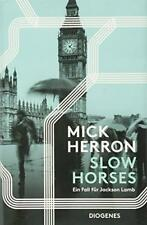 Slow Horses: Ein Fall für Jackson Lamb by Mick Herron German hardback NEW